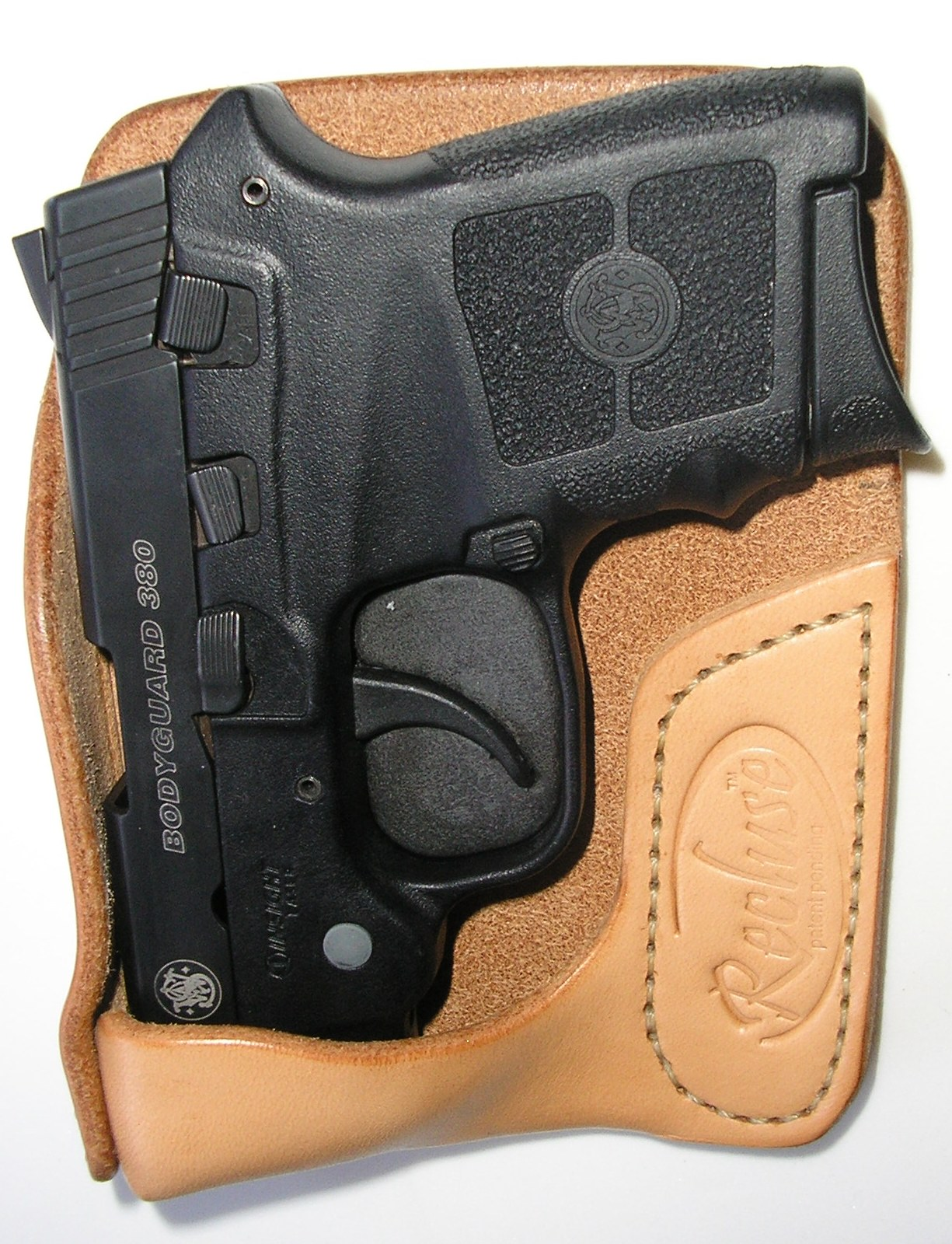 Ruger LCP-1 Recluse OS Plus