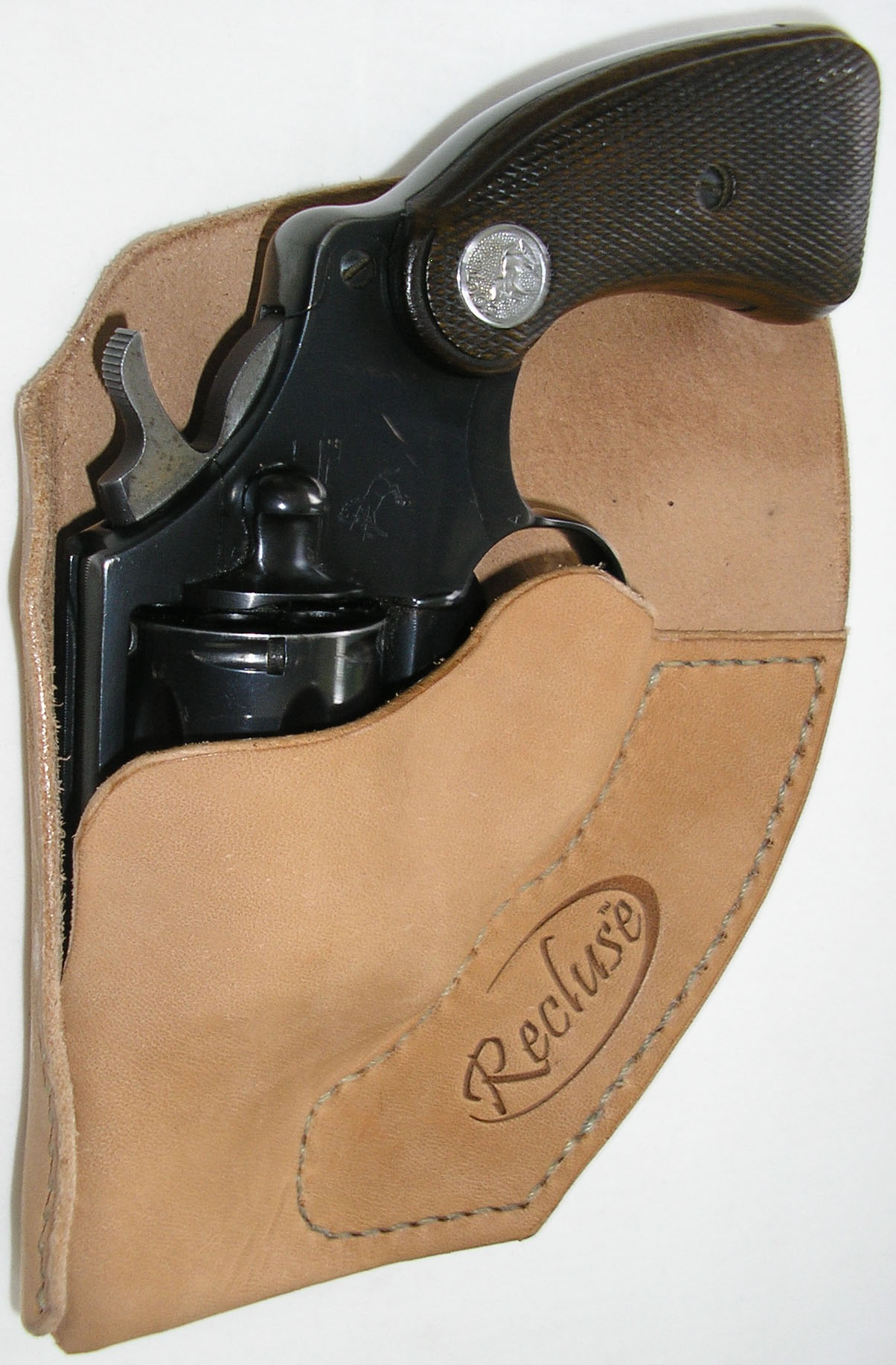 Colt Detectives Special Recluse TS Front