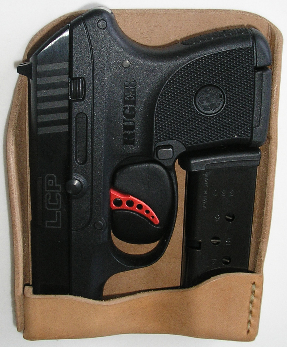Ruger LCP-I Recluse OS Square