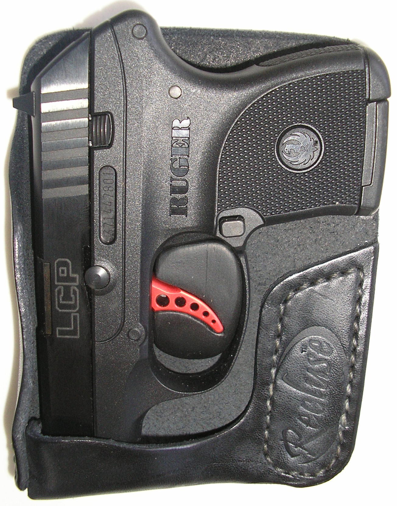 Ruger LCP-I Recluse OS Solo