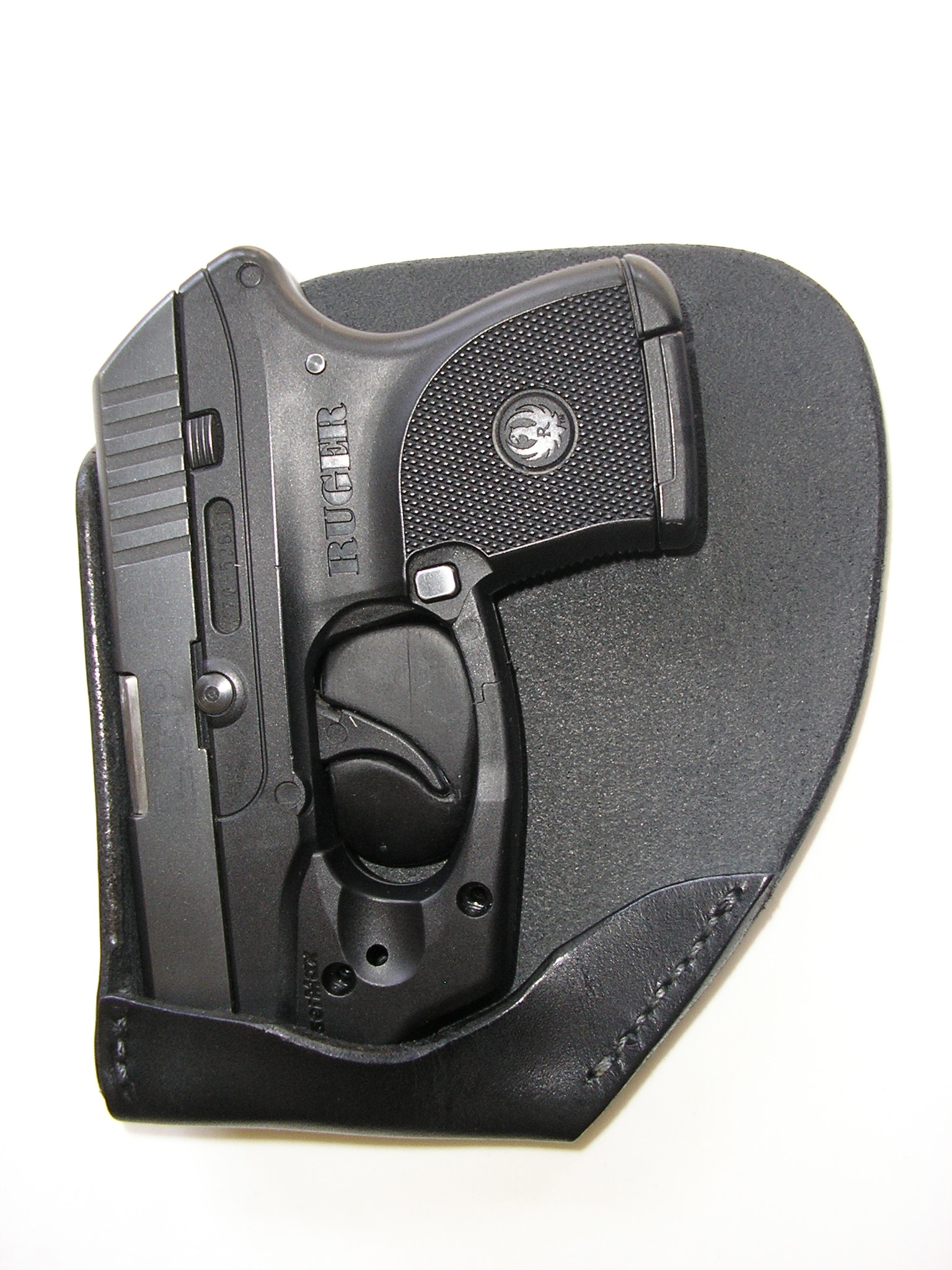 Ruger LCR Recluse OS Front